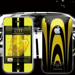Skin MacLove Gran Turismo ML11022 for iPhone 3G/3GS